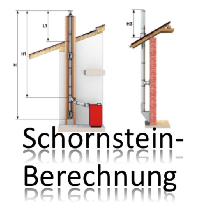 Turbo Schornstein Berechnung IX76